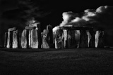 The Night of Stonehenge Photographic Print by Stefan Eisele
