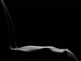 Bare Chair Fotografisk tryk af Fulvio Pellegrini