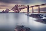 Forth Rail Bridge Reprodukcja zdjęcia autor Martin Vlasko