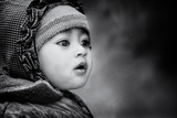 The Kid from Sarangkot Papier Photo par Piet Flour