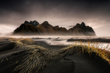 Stokksnes Photographic Print by David Martin