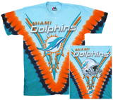 NFL-Dolphins-Dolphins Logo T-Shirts
