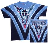 NFL-Titans-Titans Logo T-skjorte