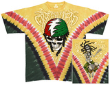Grateful Dead-Rasta Dead T-shirts