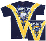 NFL-Chargers-Chargers T-skjorter