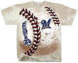 MLB-Brewers Hardball T-skjorter