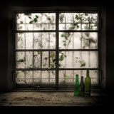 Still-Life with Glass Bottle Photographic Print by Vito Guarino