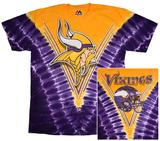NFL-Vikings-Vikings Logo Skjorte