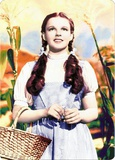 Wizard of Oz - Dorothy Tin Sign