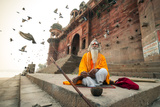 Moksha Fotografisk trykk av Rakesh J.V