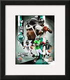 Michael Vick 2011 Portrait Plus Framed Photographic Print