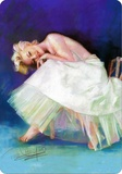 Marilyn Ballet Tin Sign