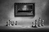 Something About Da Vinci Fotografisk tryk af Victoria Ivanova