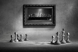 Something About Da Vinci Stampa fotografica di Victoria Ivanova