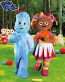 In The Night Garden Iggle Piggle & Upsy Daisy Poster