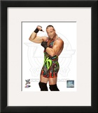 Rob Van Dam 2013 Posed Framed Photographic Print