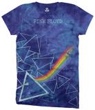 Juniors: Pink Floyd-Prisms Shirt