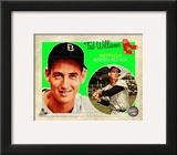 Ted Williams 2012 Studio Plus Framed Photographic Print