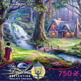 Thomas Kinkaid Disney Dreams - Snow White 750 Piece Jigsaw Puzzle Jigsaw Puzzle