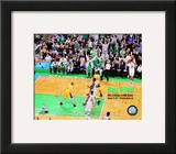 Ray Allen Most 3 pointers in NBA History with Overlay Framed Photographic Print