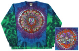 Grateful Dead-Celtic Mandala Long Sleeve T-Shirt
