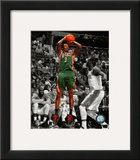 Brandon Jennings 2011-12 Spotlight Action Framed Photographic Print