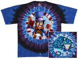 Fantasy-Mad Hatter T-skjorter