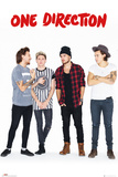One Direction New Group Prints