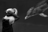 Close Encounter ... Photographic Print by Yvette Depaepe
