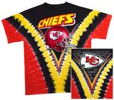 NFL-Chiefs-Chiefs Logo Tshirts