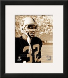 Oakland Raiders - Marcus Allen Photo Framed Photographic Print