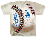 MLB-Dodgers Hardball T-Shirt