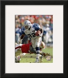 Emmitt Smith - Action Framed Photographic Print