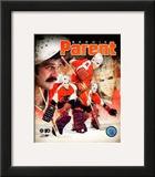 Bernie Parent 2011 Portrait Plus Framed Photographic Print