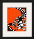 Cleveland Browns 2011 Logo Framed Photographic Print