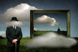 Art Lovers. Photographic Print by Ben Goossens