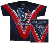 NFL-Texans-Texans Logo T-skjorte