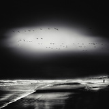 The Song of the Wet Sands Photographic Print by Piet Flour