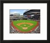 Safeco Field 2012 Framed Photographic Print