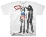 Cheech & Chong-American Stoners (Slim Fit) T-Shirts