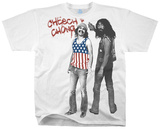 Cheech & Chong-American Stoners (Slim Fit) T-shirts