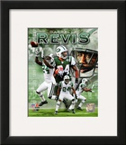 Darrelle Revis 2011 Portrait Plus Framed Photographic Print