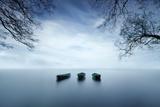 Time Is a Wave Photographic Print by Izabela Laszewska-Mitrega/Darek
