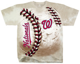 MLB-Nationals Hardball T-shirts