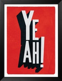 Yeah Prints by Edu Barba