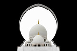 Sheikh Zayed Mosque Dome Photographic Print by Sedef Isik