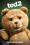 Ted 2 Close Up Print