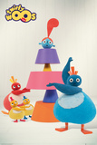 Twirly Woos Cake Posters