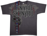 Lynyrd Skynyrd-Nuthin Fancy (Slim Fit) T-shirts