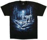 Nature-Snow Tiger T-Shirt
